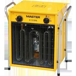 b and m fan heater