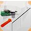 Spark plug / Sharpening kit