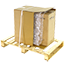 Extra safe shipment: double box + air cushions + on wooden pallet