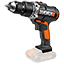 Worx Drill - Screwer provided on standard kit!