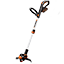 Free Worx edge trimmer included!