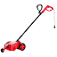 Free electric edger for boundary wire