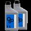2 Bottles of 1L transmission oil