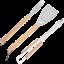 BBQ Set of pincers, shovel, fork