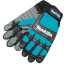 Complimentary: a pair of Makita work gloves
